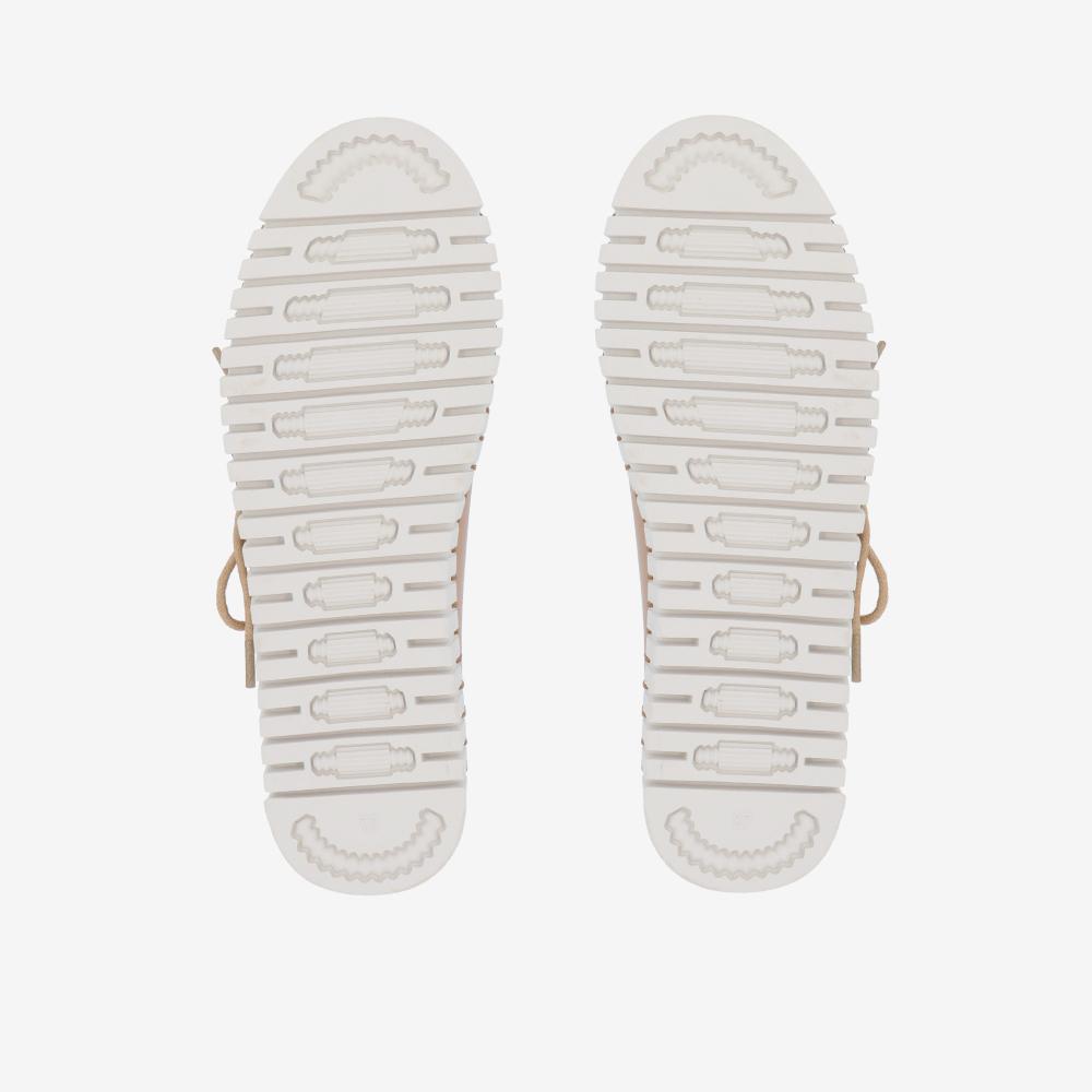 carlorino shoe 33320 J003 31 5 - Ribbon Enhancer Flat
