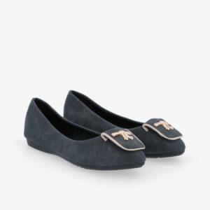 carlorino shoe 33320 J008 08 1 300x300 - Twinkle Toes Suede Ballerina