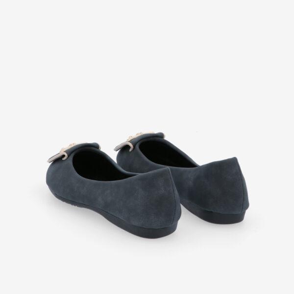 carlorino shoe 33320 J008 08 4 - Twinkle Toes Suede Ballerina