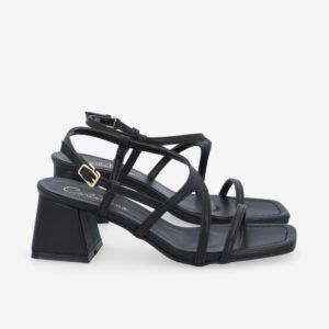 "carlorino shoe 33340 J003 08 2 - 2"" Summer Sidekick Block Heels"