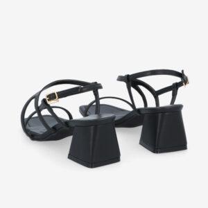 "carlorino shoe 33340 J003 08 4 - 2"" Summer Sidekick Block Heels"