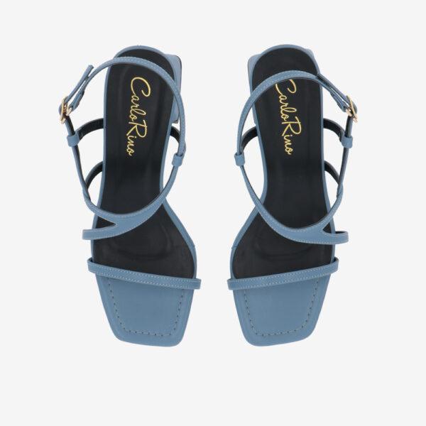 "carlorino shoe 33340 J003 23 3 - 2"" Summer Sidekick Block Heels"