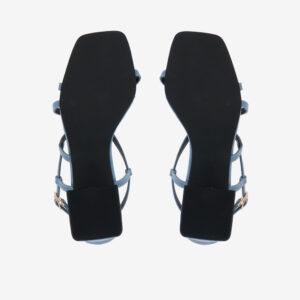 "carlorino shoe 33340 J003 23 5 - 2"" Summer Sidekick Block Heels"