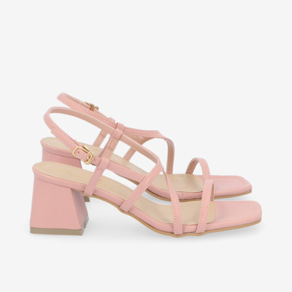 "carlorino shoe 33340 J003 24 2 - 2"" Summer Sidekick Block Heels"