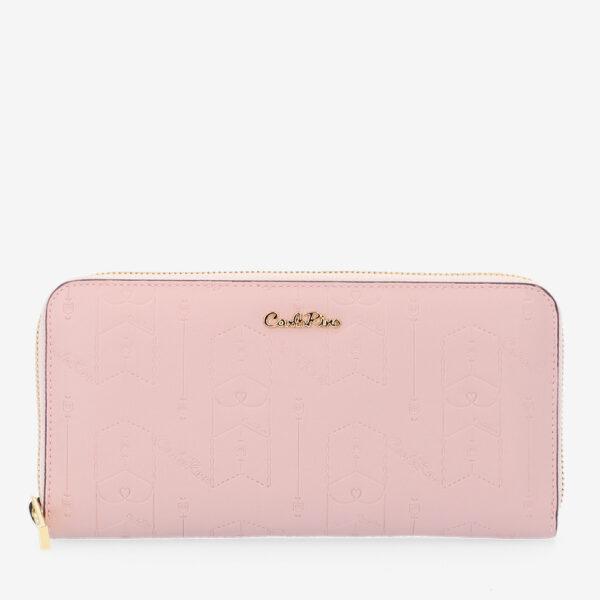 carlorino wallet 0305050J 502 24 1 600x600 - Fashion Forward Zip-around Wallet