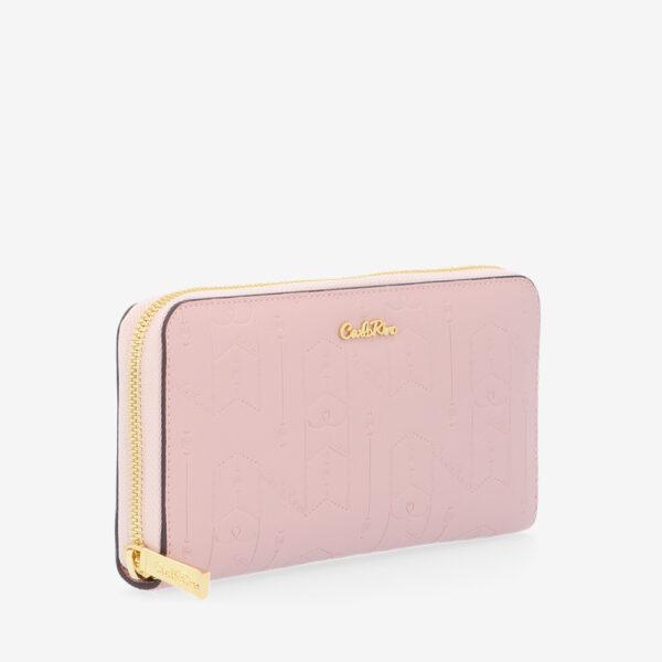 carlorino wallet 0305050J 502 24 3 600x600 - Fashion Forward Zip-around Wallet