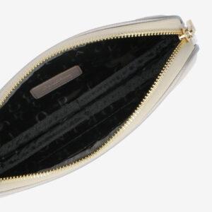 carlorino wallet 0305104J 701 21 4 - I Heart You Oblong Wristlet