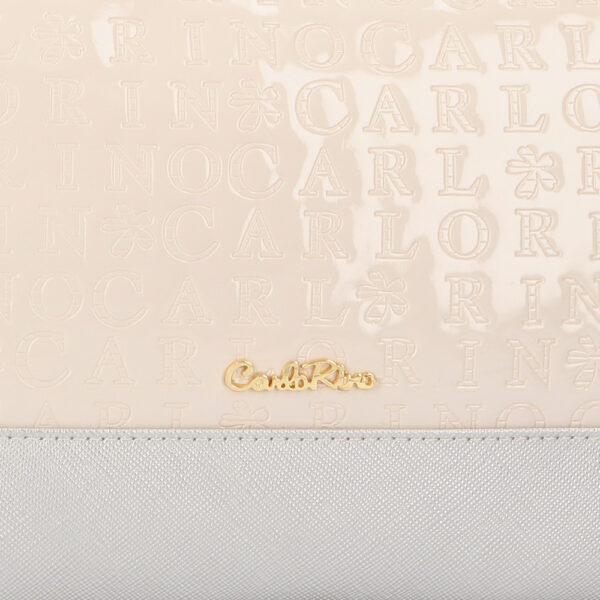 carlorino wallet 0305104J 701 21 5 - I Heart You Oblong Wristlet
