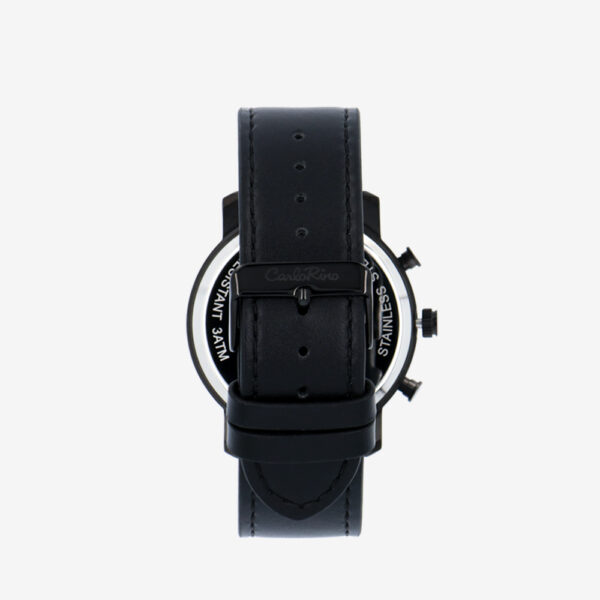 carlorino watch A93302 J002 08 3 600x600 - Upsized Every Second Counts Timepiece