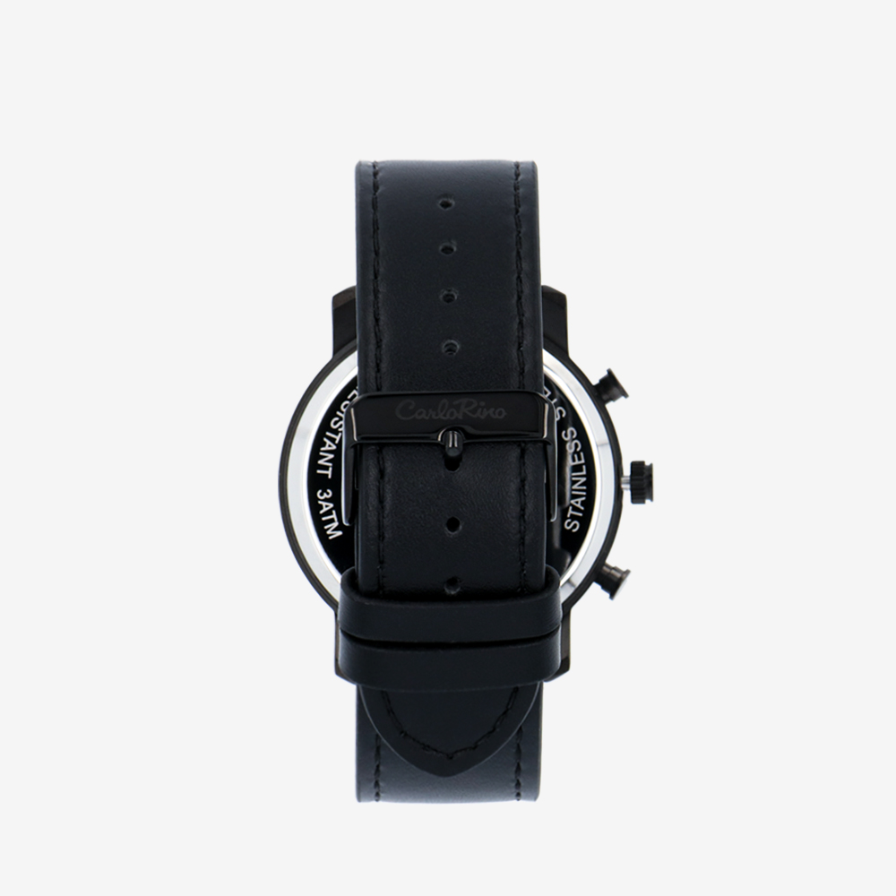 carlorino watch A93302 J002 08 3 - Upsized Every Second Counts Timepiece