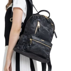 Black Wardrobe Hero Backpack – Style 2