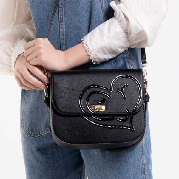 0305043J 001 08 - Hearts In Motion Shoulder Bag - Style 1
