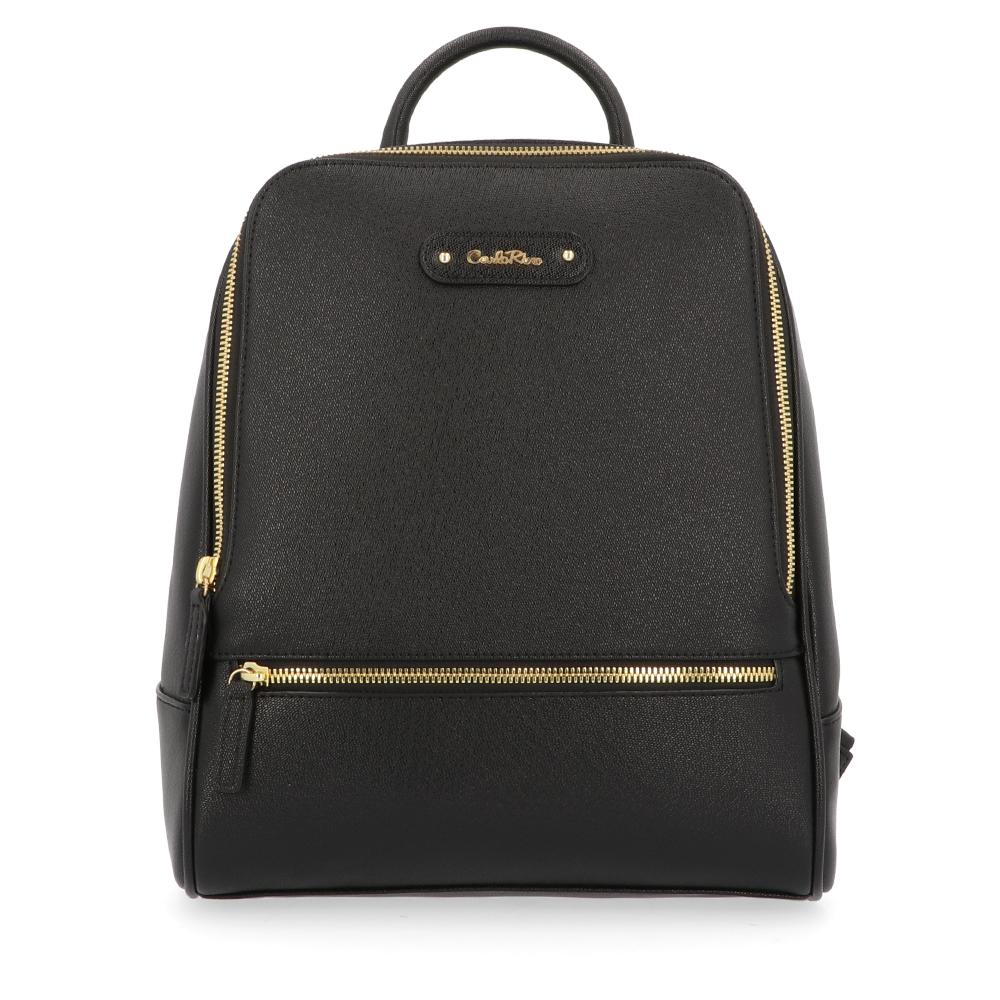 carlorino bag 0304493C 101 08 1 - Classy Classic Basic Backpack