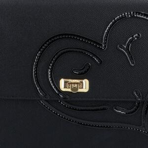 carlorino bag 0305043J 001 08 5 - Hearts In Motion Shoulder Bag - Style 1