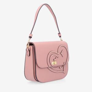 carlorino bag 0305043J 001 54 3 - Hearts In Motion Shoulder Bag - Style 1