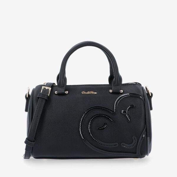 carlorino bag 0305043J 002 08 1 600x600 - Hearts In Motion Top Handle