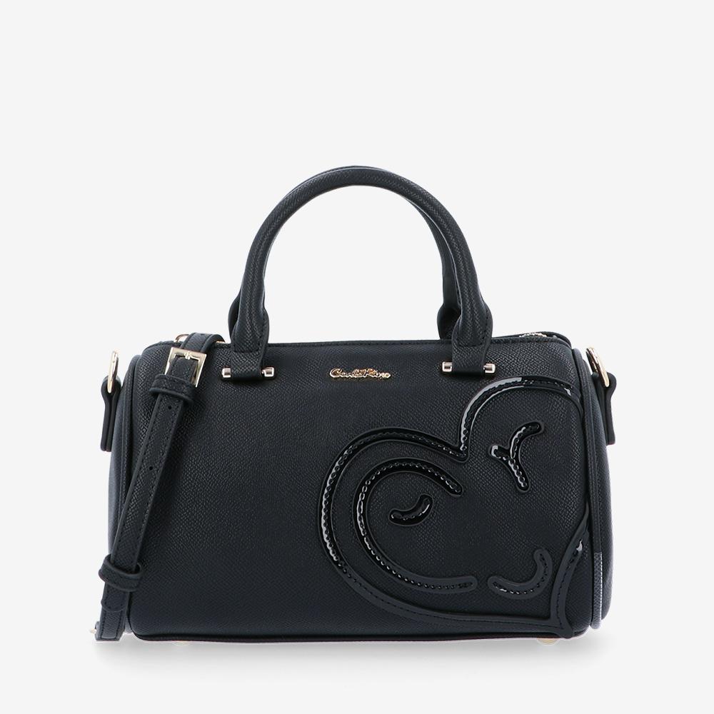 carlorino bag 0305043J 002 08 1 - Hearts In Motion Top Handle