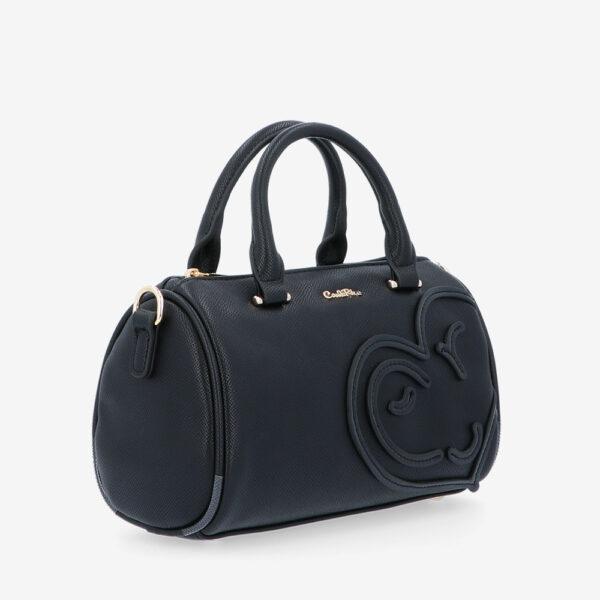 carlorino bag 0305043J 002 08 3 600x600 - Hearts In Motion Top Handle