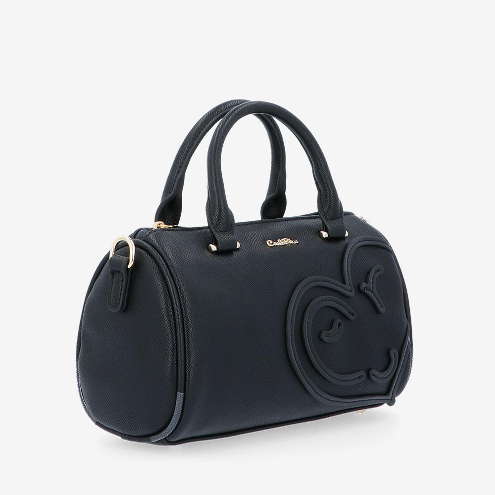 carlorino bag 0305043J 002 08 3 - Hearts In Motion Top Handle