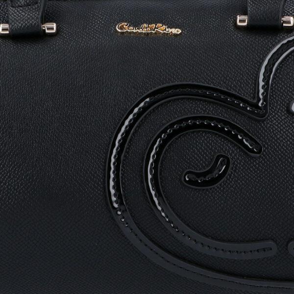 carlorino bag 0305043J 002 08 5 600x600 - Hearts In Motion Top Handle