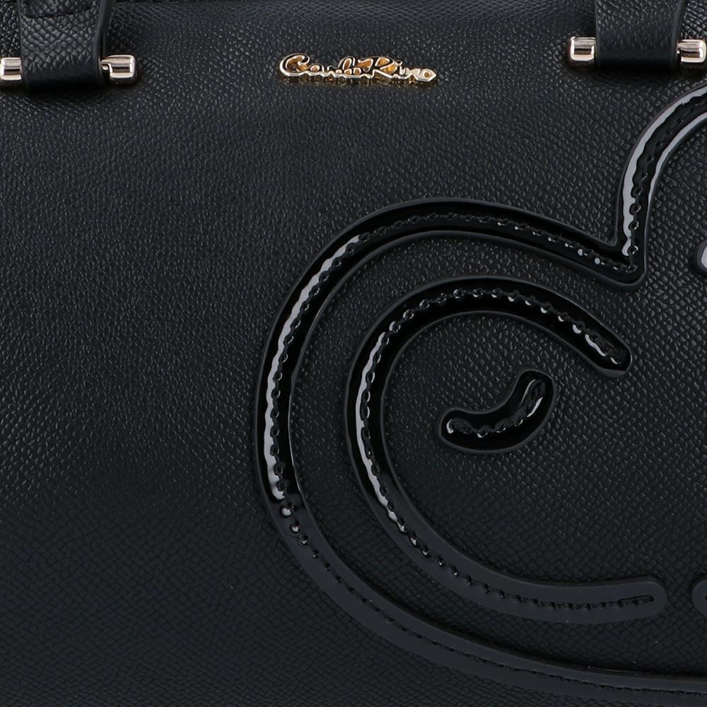 carlorino bag 0305043J 002 08 5 - Hearts In Motion Top Handle
