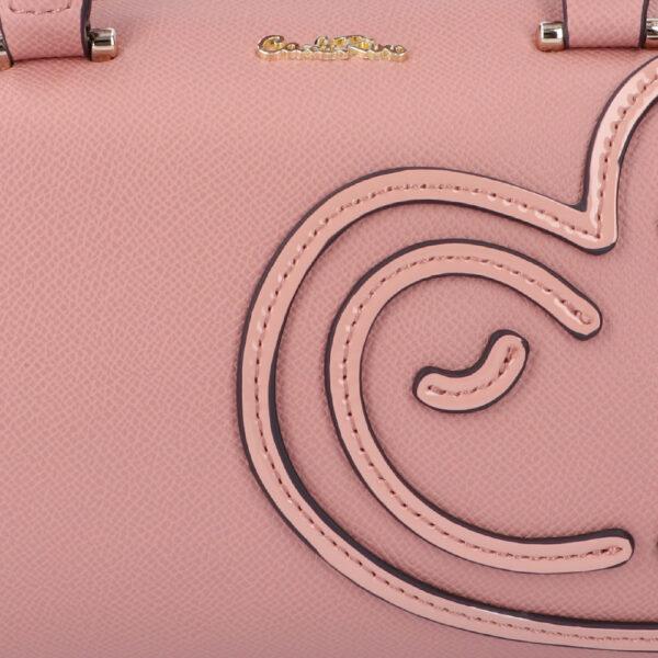 carlorino bag 0305043J 002 54 5 600x600 - Hearts In Motion Top Handle