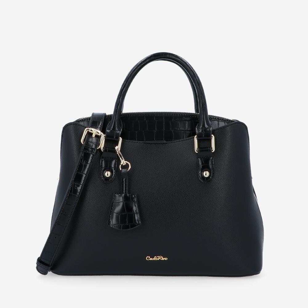 carlorino bag 0305053J 002 08 1 - Pretty Simple Top Handle