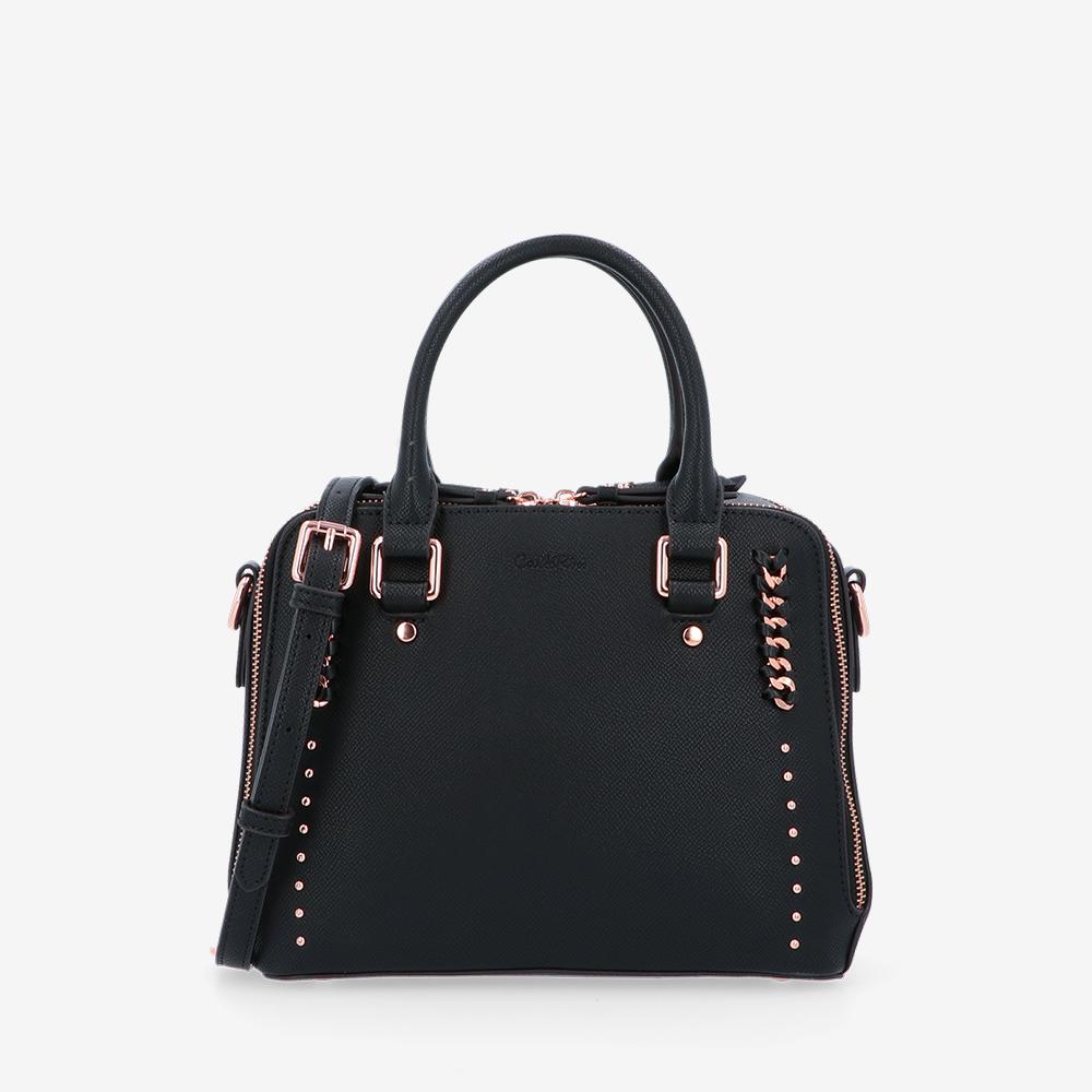 carlorino bag 0305055J 001 08 1 - Braid and Better Boxy Top Handle