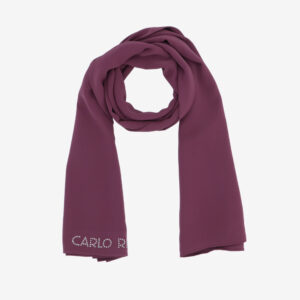 carlorino scarf 31S01 J003 19 1 300x300 - All About Angles Geometric Square Satin Chiffon Scarf