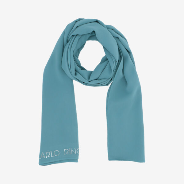 carlorino scarf 31S01 J003 26 1 600x600 - Blend of Comfort Crepe Scarf
