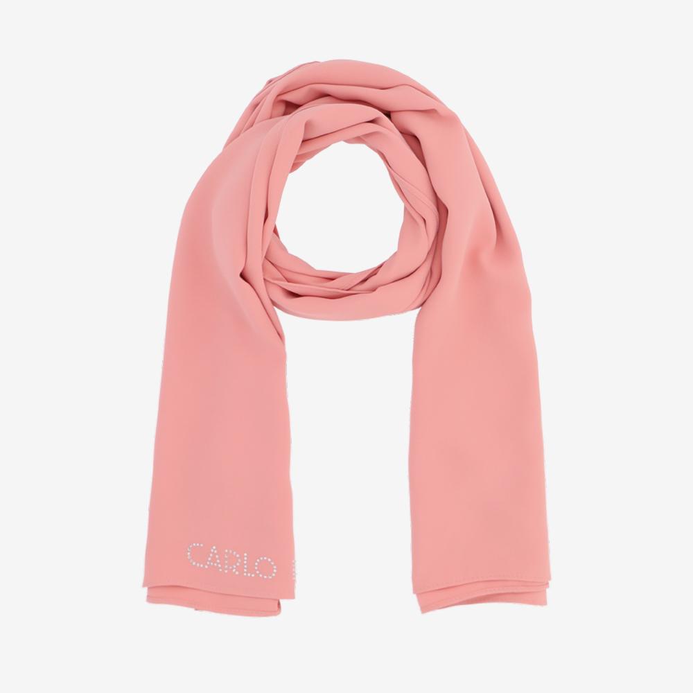carlorino scarf 31S01 J003 47 1 - Blend of Comfort Crepe Scarf