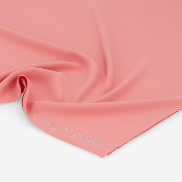 carlorino scarf 31S01 J003 47 3 600x600 - Blend of Comfort Crepe Scarf