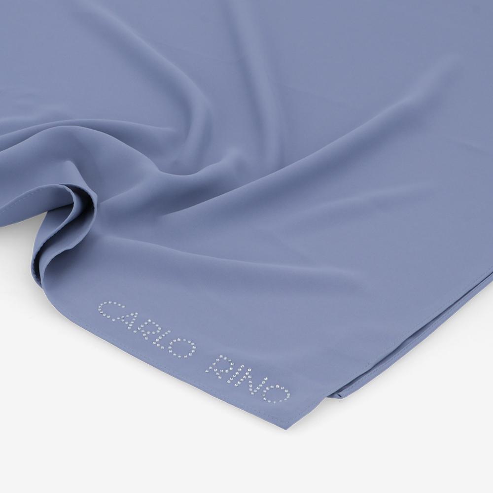 carlorino scarf 31S01 J003 53 3 - Blend of Comfort Crepe Scarf