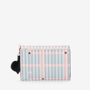 carlorino wallet 0305043J 503 54 2 - Hearts In Motion 3-fold Wallet