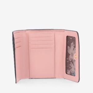 carlorino wallet 0305043J 503 54 4 - Hearts In Motion 3-fold Wallet
