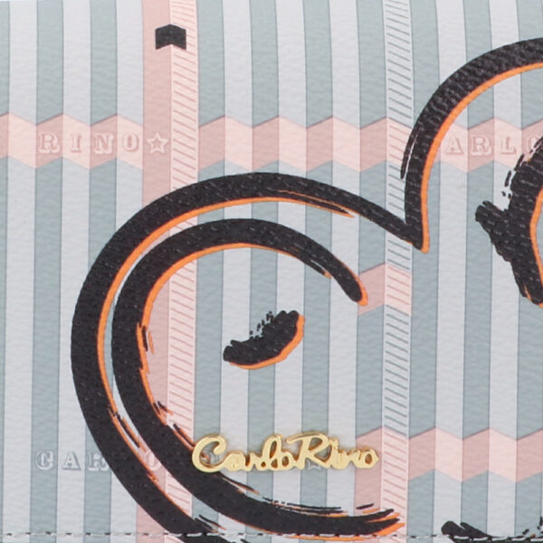 carlorino wallet 0305043J 503 54 5 - Hearts In Motion 3-fold Wallet