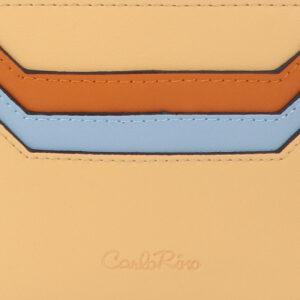 carlorino wallet 0305117J 701 07 5 - Hues For Yous Horizontal Card Holder