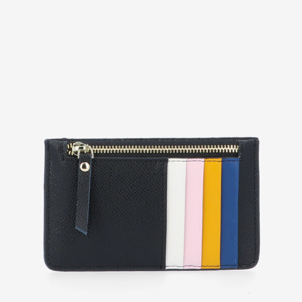 carlorino wallet 0305117J 702 08 2 - Hues For Yous Vertical Card Holder