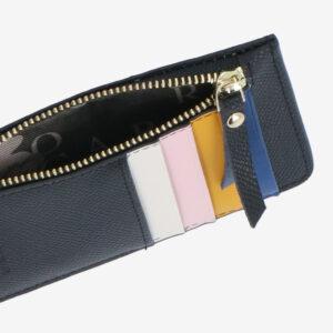 carlorino wallet 0305117J 702 08 4 - Hues For Yous Vertical Card Holder