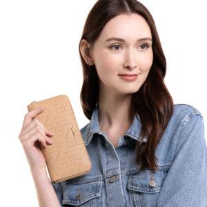 Fashion Forward Zip-around Wallet