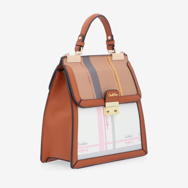 carlorino bag 0305062J 002 05 3 - Mix of Favourites Top Handle
