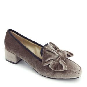 carlorino shoe 33310 D005 05 1 300x300 - Centerpiece Ribbon Knot Round Toe Pump