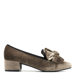 carlorino shoe 33310 D005 05 2 300x300 - Centerpiece Ribbon Knot Round Toe Pump