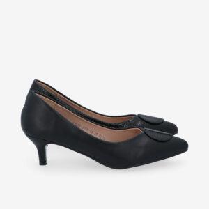 "carlorino shoe 33310 J008 08 2 300x300 - 2""Dainty Pointed Toe Pump"