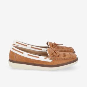 carlorino shoe 33330 J008 05 2 300x300 - Duo Colour Ribbon Flat