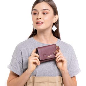 Hi Kitty Kitty 3-fold Wallet
