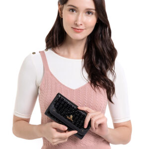 Modish Moment 2-fold Wallet