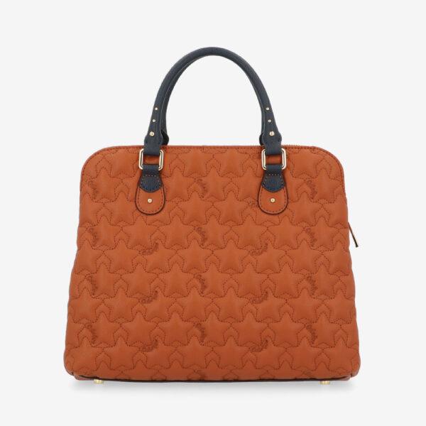 carlorino bag 0305051J 001 05 2 - City of Stars Top Handle