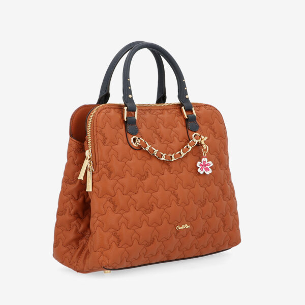 carlorino bag 0305051J 001 05 3 - City of Stars Top Handle