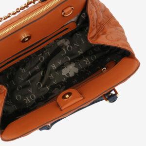 carlorino bag 0305051J 001 05 4 - City of Stars Top Handle